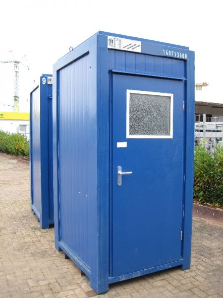 5 39 toilettencontainer gebraucht. Black Bedroom Furniture Sets. Home Design Ideas