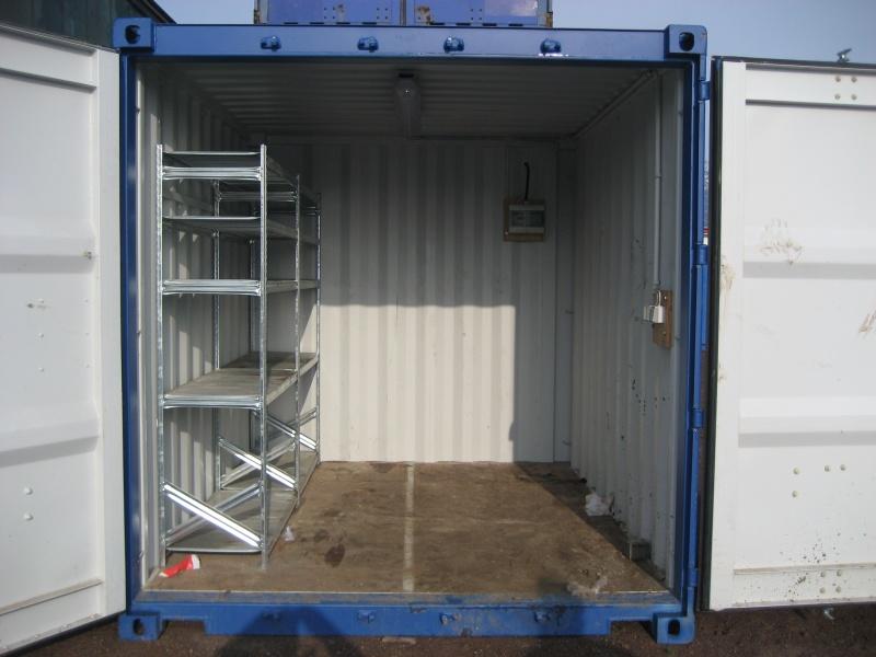 10 39 werkzeugcontainer gebraucht. Black Bedroom Furniture Sets. Home Design Ideas