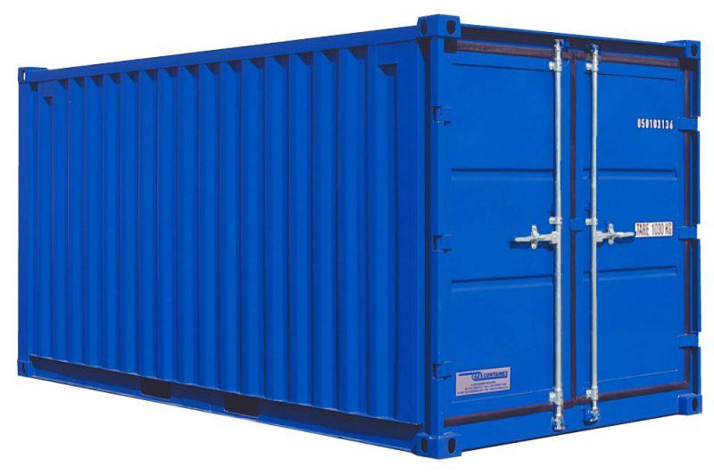 Schiffscontainer Gebraucht lagercontainer 15'